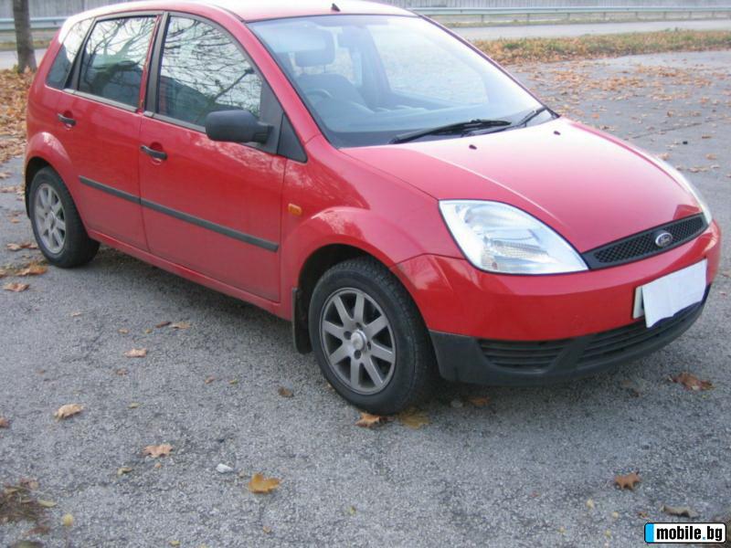 Ford Fiesta февраля 2005