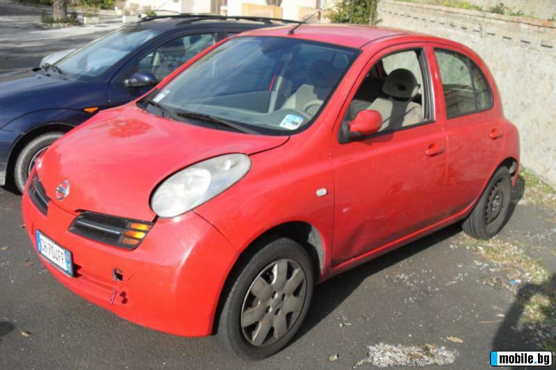 Nissan Micra, авто в Болгарии