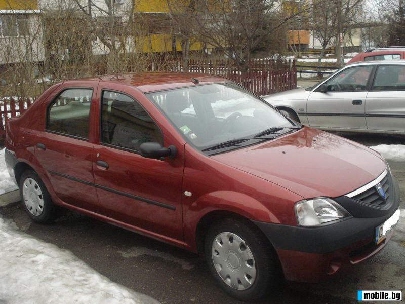 Dacia Logan в Болгарии