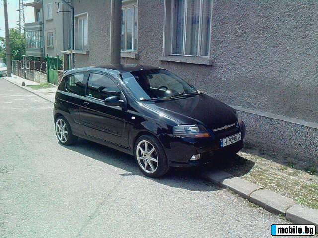 Chevrolet Kalos, цены на автомобили в Болгарии