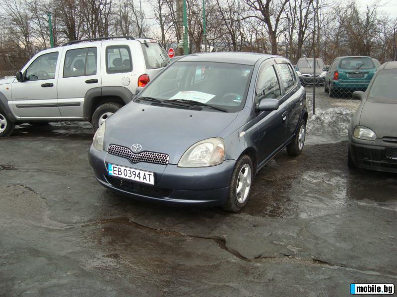 Продажа Toyota Yaris 1.3 VVTi в Болгарии