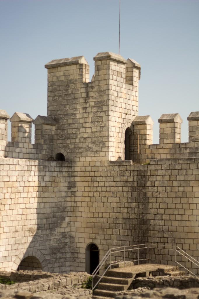 Башня в шуменской крепости