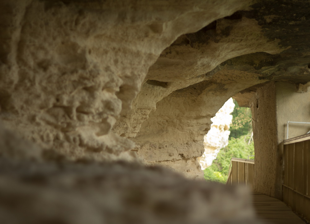 прогулка по монастырю Аладжа