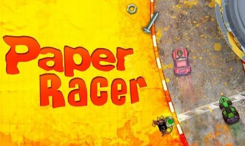 Игра Paper Racer