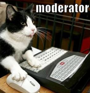 Модератор такой модератор