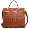 Модная коженая сумка