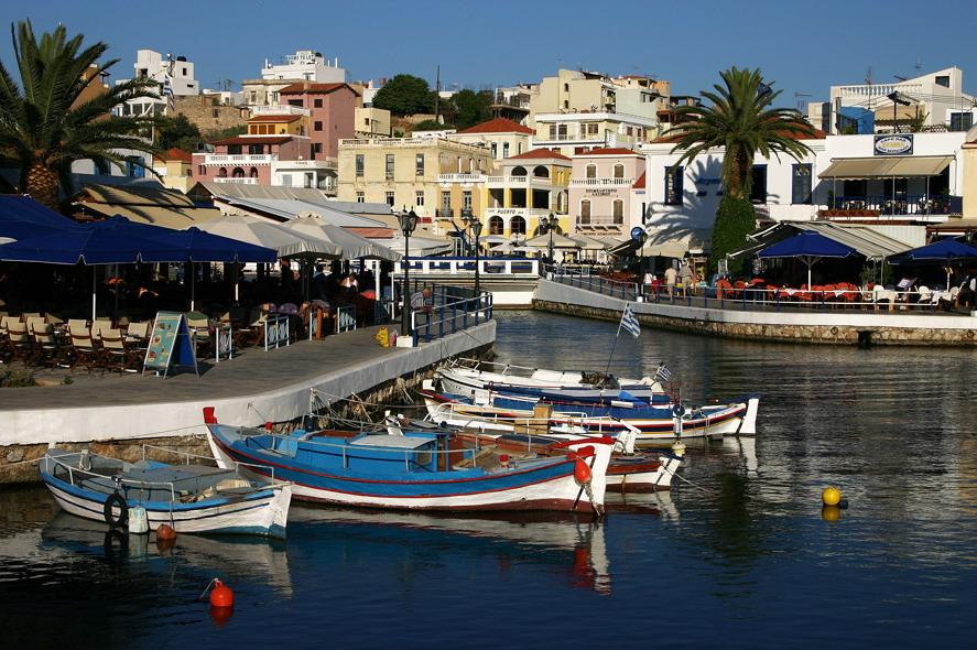 Отдых на Крите 2013