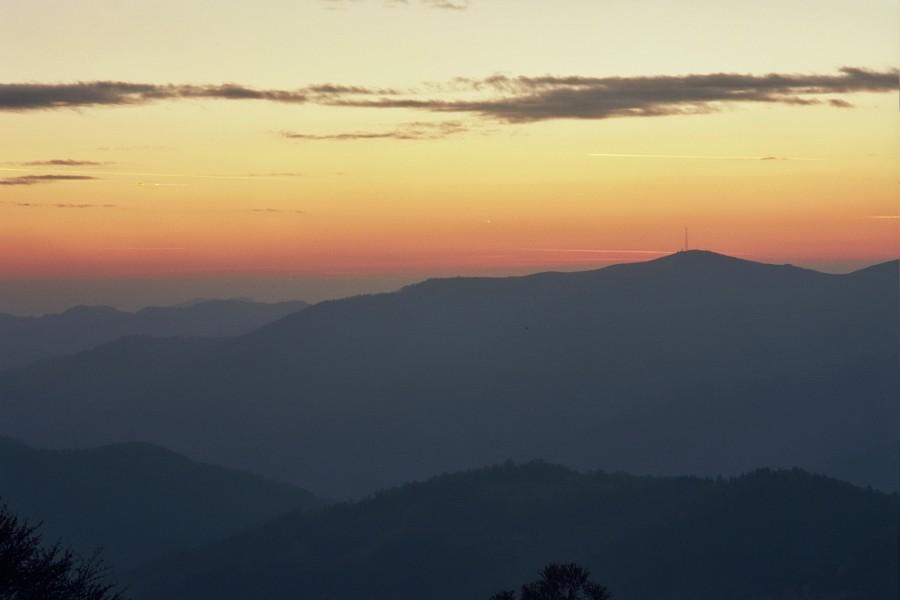 Закат солнца поможет узнать, какой будет погода в Полтаве