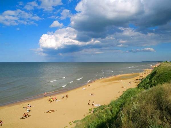 Где остановиться на Азовском море