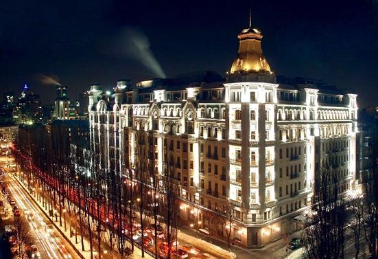 Киевские отели