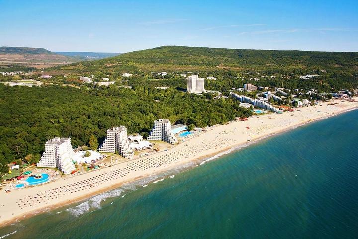 Преимущества курортов Болгарии для отдыха с детьми