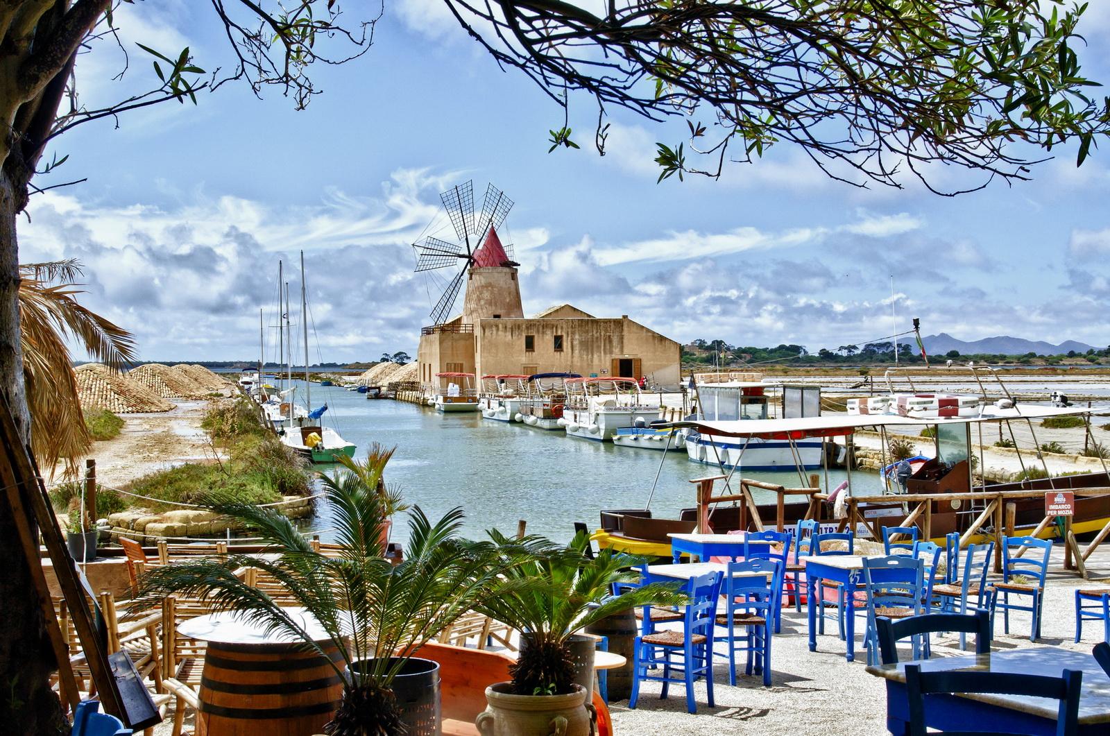 Италия отпуск на Сицилии