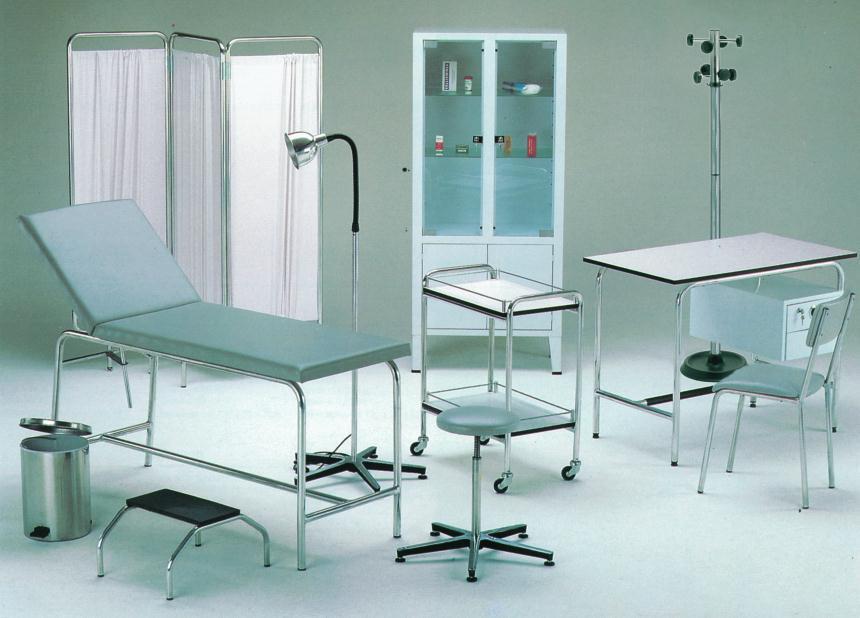 Выбираем медицинскую мебель