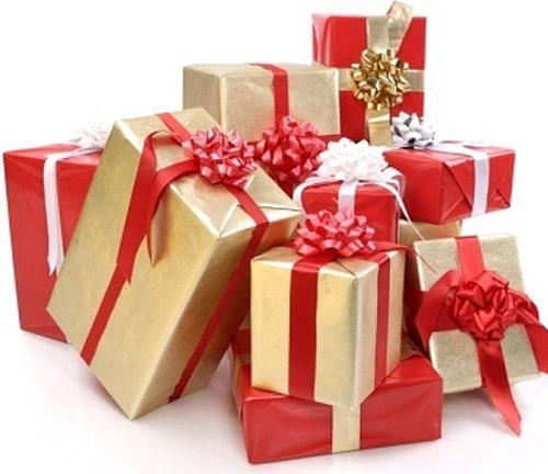 Новый Год выбираем подарки