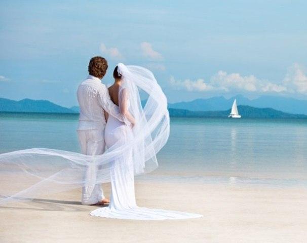 Отпраздновать свадьбу в путешествии
