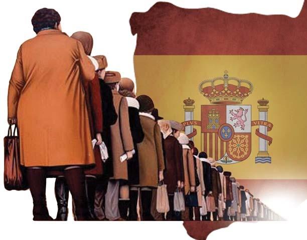 Иммиграция-в-Испанию