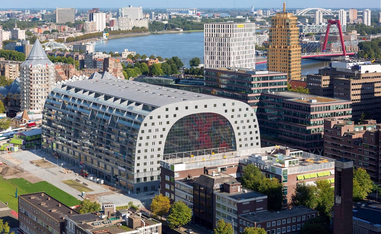 Город Роттердам