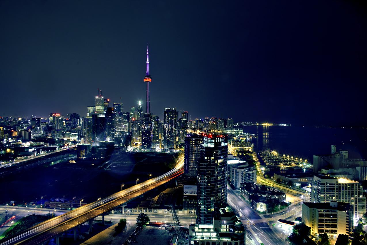 Торонто открыт для всех