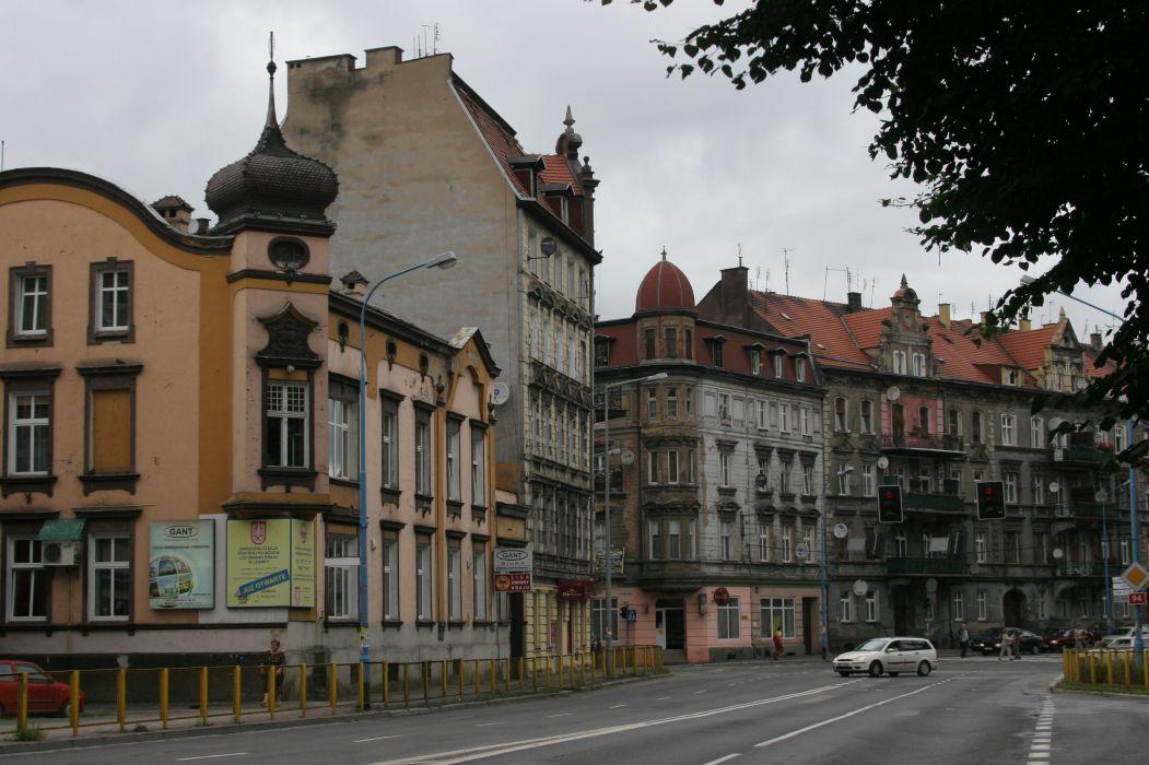 Город-курорт Легнице