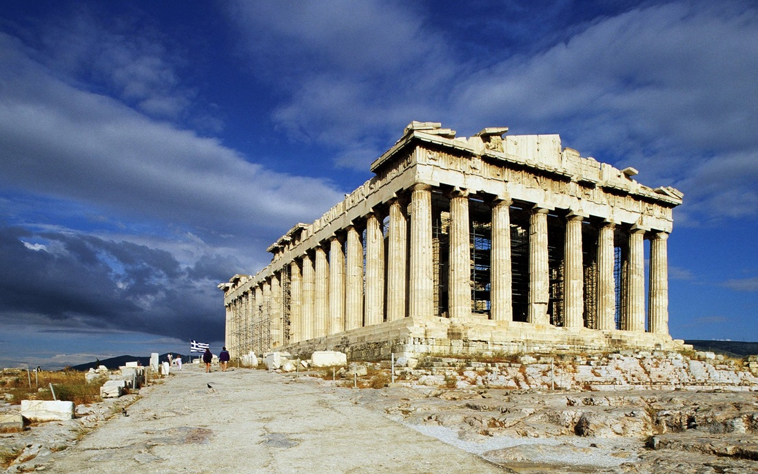Греция – страна с богатым прошлым