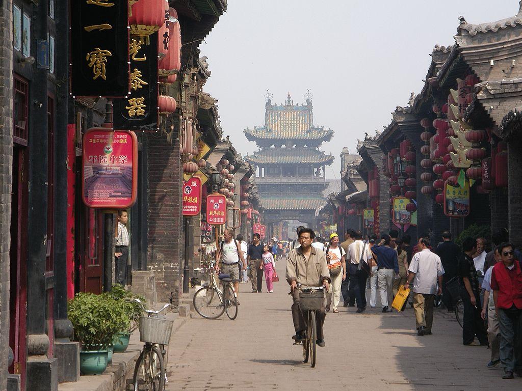 Как нужно вести себя туристам в Китае