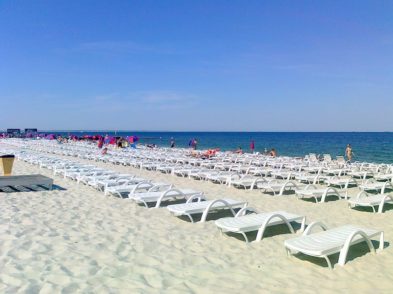 Лучшие одесские пляжи