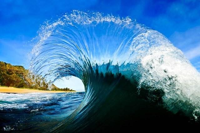 Морские приливные волны