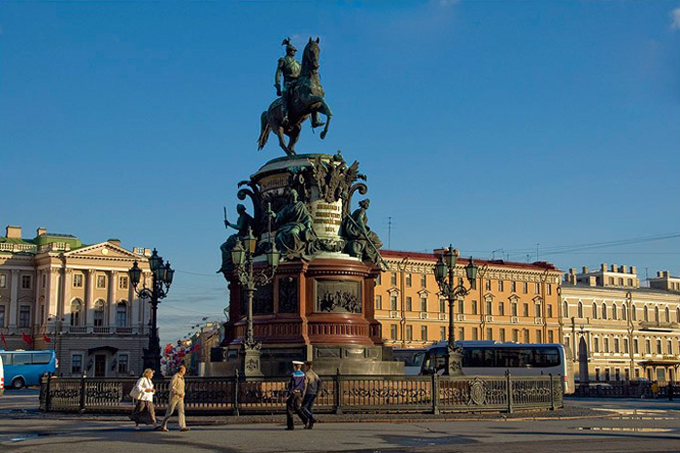 Немного о Санкт-Петербурге