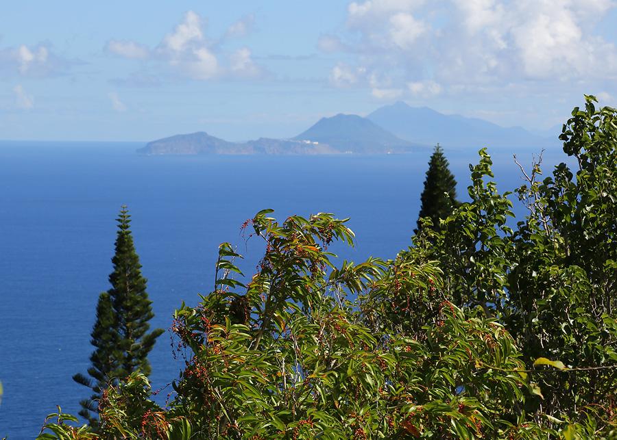 Остров Санкт-Эстатиус