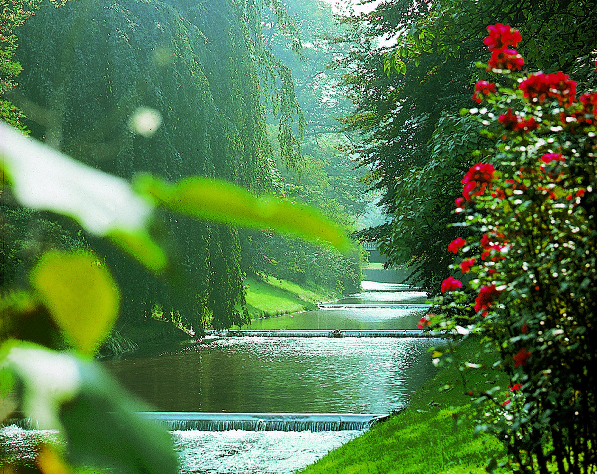 Отдых на курорте Баден-Баден