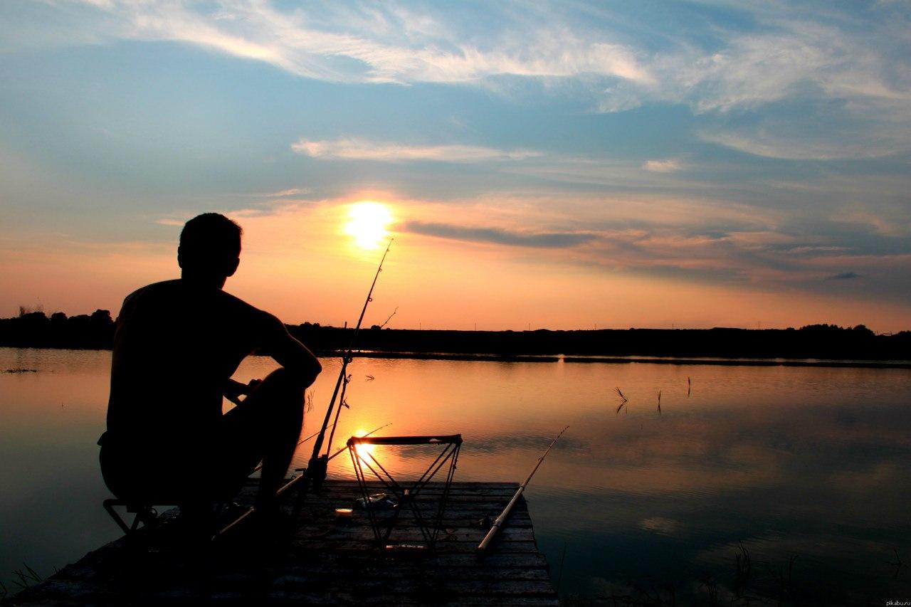 месяц тишины рыбалка