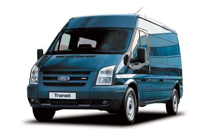 Форд транзит представляет собою серию автомобилей типа грузовой фургон