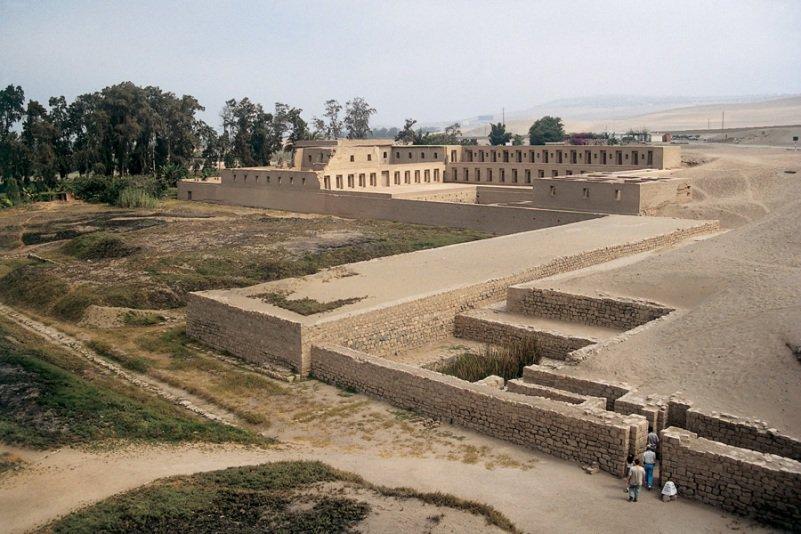 Храмовый комплекс Пачакамак