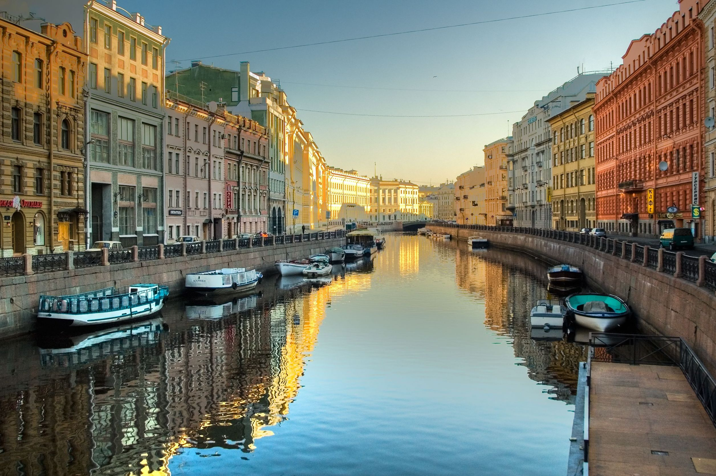 Великий Санкт-Петербург нашего времени