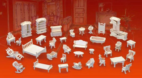 Виды мебели