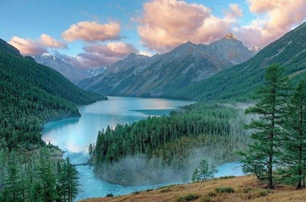 В Алтае вероятны всевозможные виды туризма