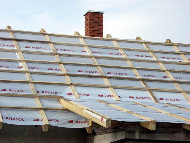 Грамотно выполняем гидроизоляцию крыши