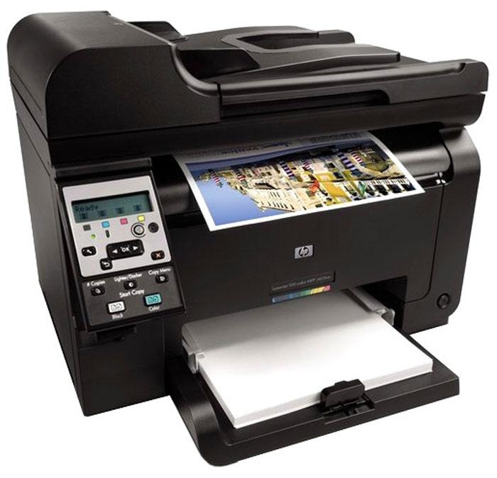 Перепрошивка принтеров
