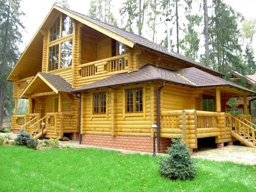 Постройка деревянного дома. С чего начать
