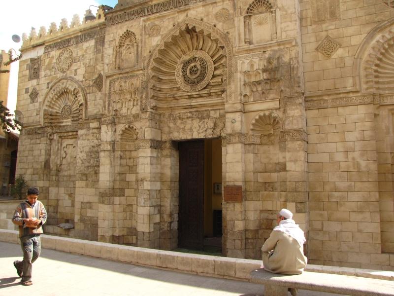 Старинные улицы Каира