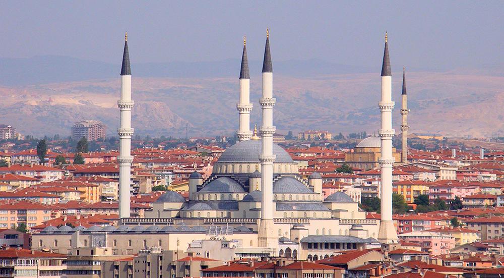 Турецкий город Анкара представляет незабываемый отдых